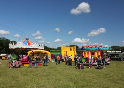 Bouncy castles and other inflatable fun