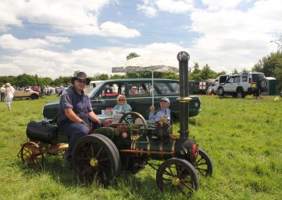 Fun for all ages at Wrotham Classic Rally